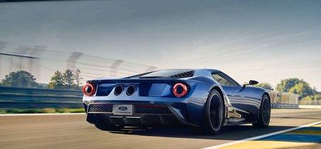 Se fabricarán 350 unidades más del Ford GT