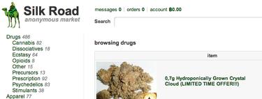 Ser creador de una web de tráfico de drogas ya tiene pena: cadena perpétua