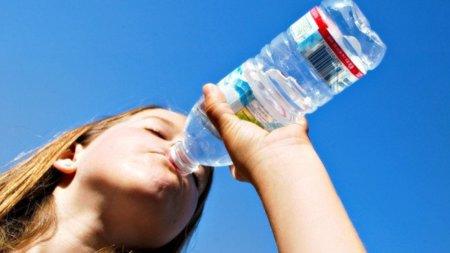 No nos estamos hidratando bien