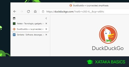 Cómo ver tus pestañas en vertical con Microsoft Edge