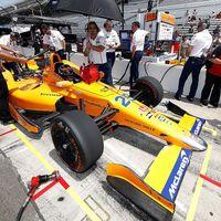 Fernando Alonso comienza la cuenta atrás para la Indy500