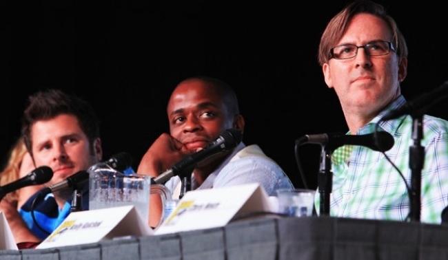 Psych en Comic Con 2012