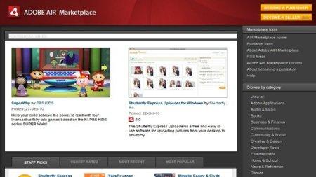 Adobe cierra InMarket y AIR Marketplace