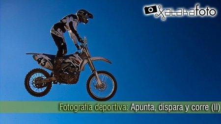 Fotografía deportiva: Apunta, dispara y corre (II)