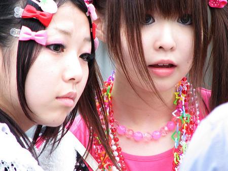 Cosplay en el barrio de Harajuku, Tokio