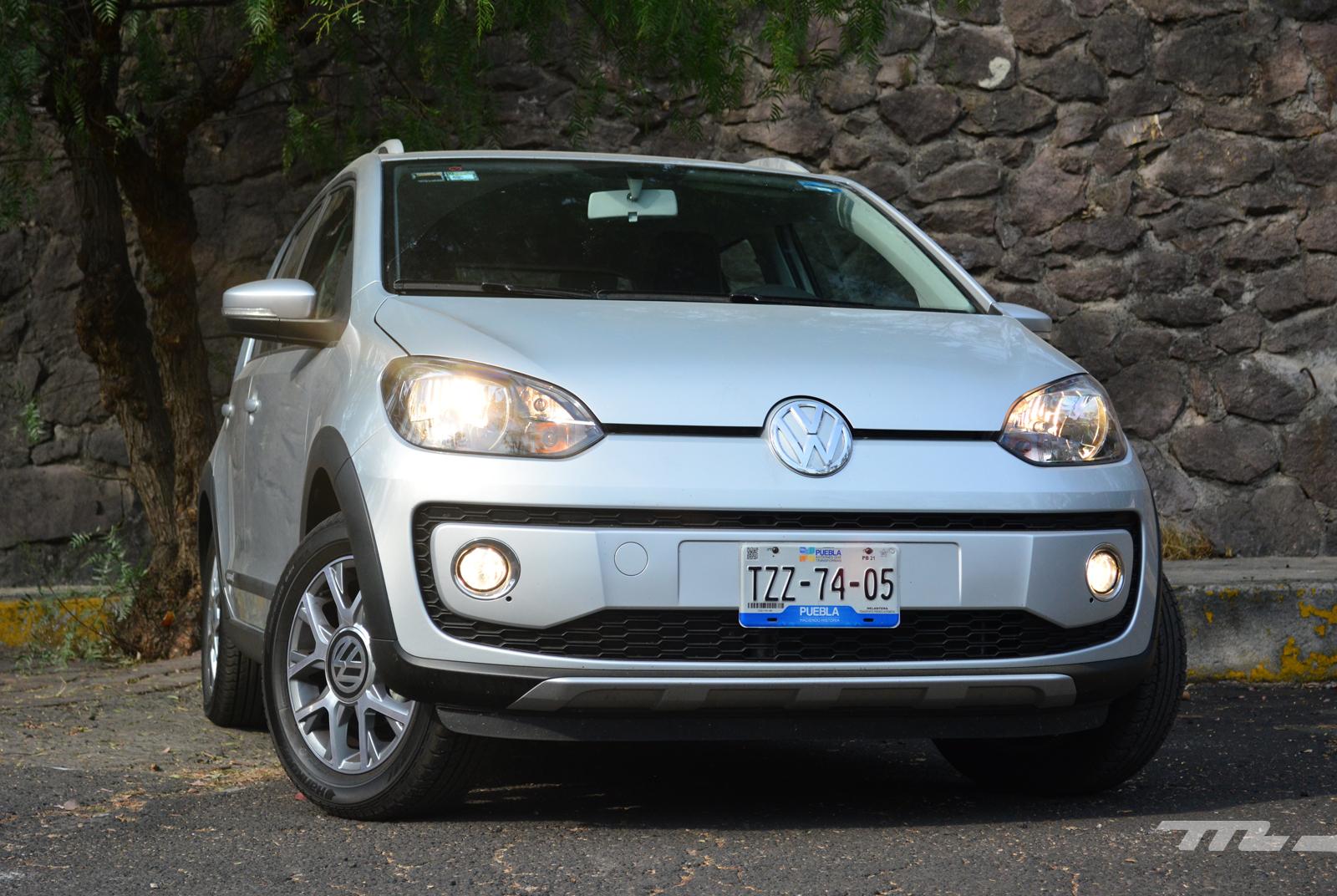 Foto de Volkswagen up! (Prueba) (2/16)