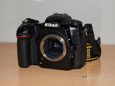 Nikon D500, análisis: un verdadero buque insignia en miniatura