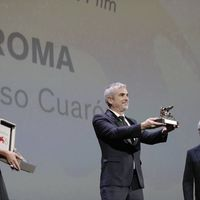 Venecia 2018 | Alfonso Cuarón gana el León de Oro por 'Roma'