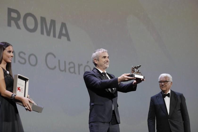 Venecia 2018   Alfonso Cuarón gana el León de Oro por 'Roma'