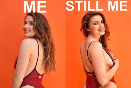 ¿Existe el culo perfecto? Esta fitness blogger nos demuestra que sí... pero solo en Instagram