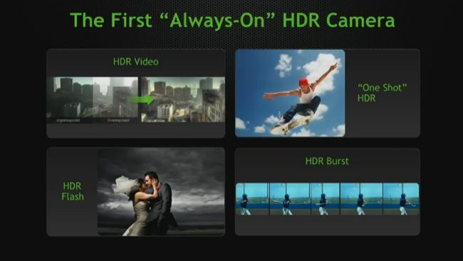 Nvidia Tegra 4 HDR