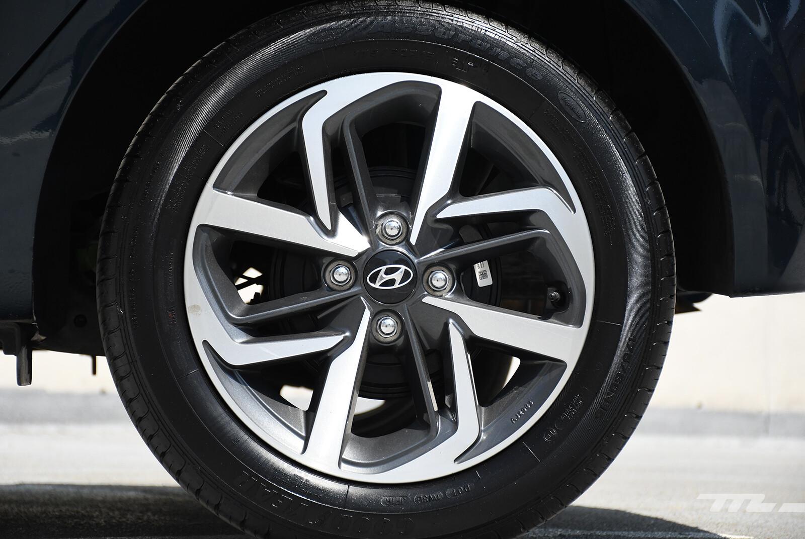 Foto de Hyundai Grand i10 2021 (prueba) (14/26)