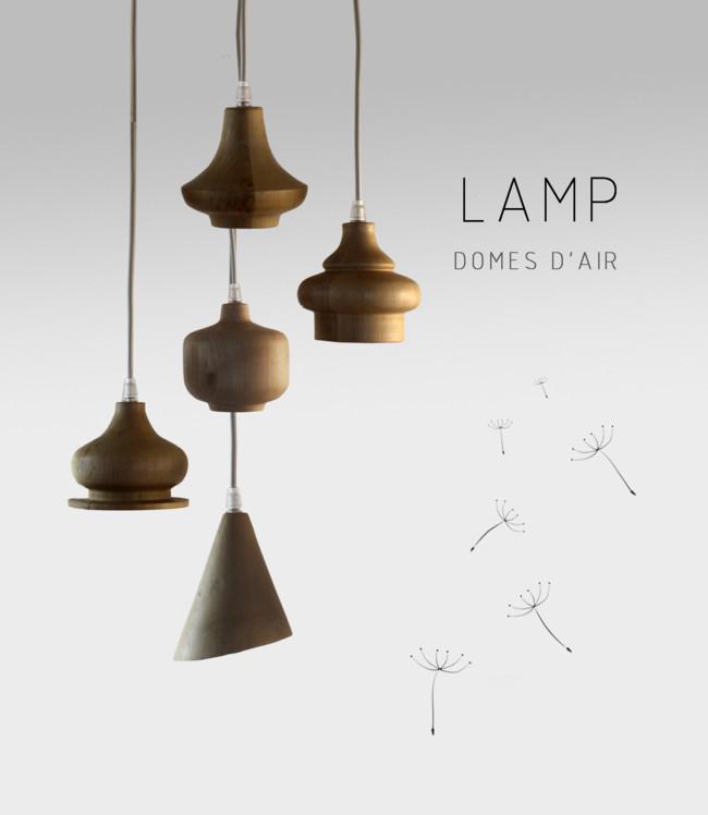 Adidea Design Lamps Domes D Air