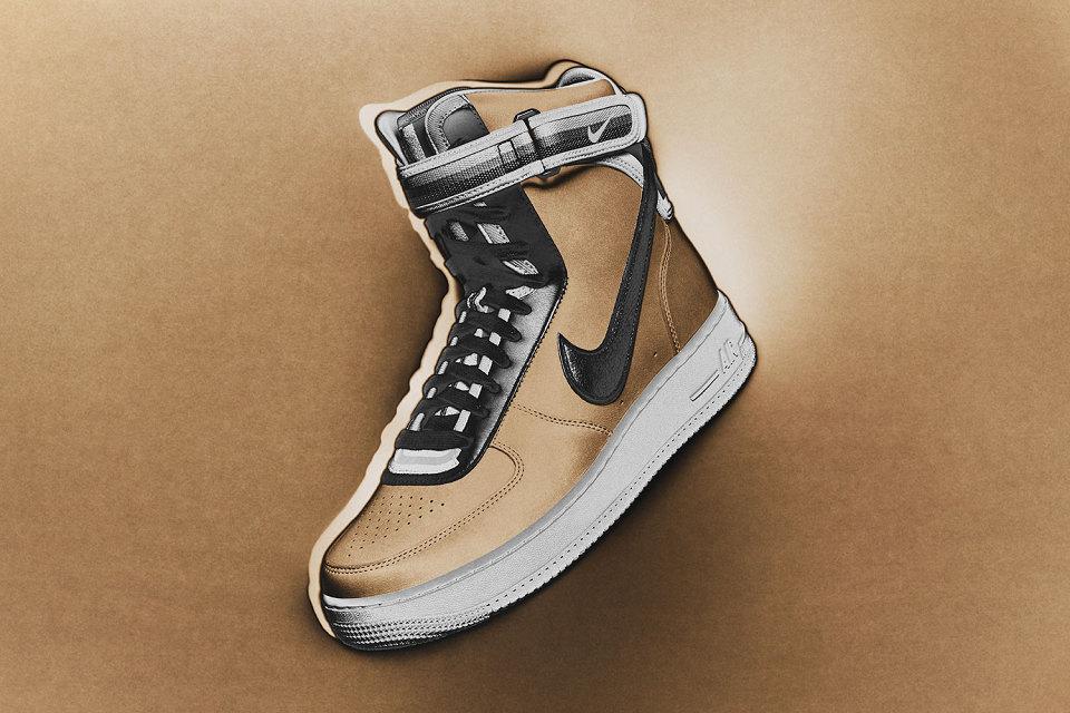 Foto de Nike + R.T. Air Force 1 Beige Collection (2/6)