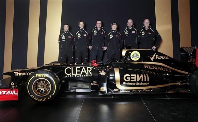 El nuevo Lotus E20 se presenta no con pocos problemas