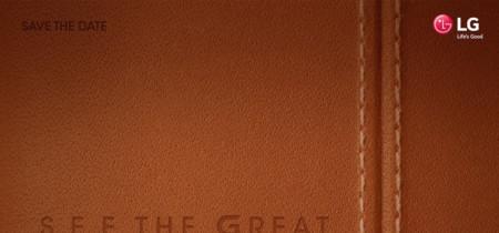 El nuevo LG G4 se acerca, la compañía nos tiene preparado algo para el próximo 28 de abril