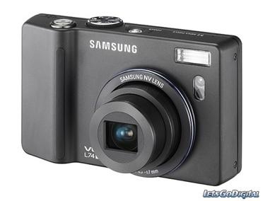 Samsung L74, con gran angular
