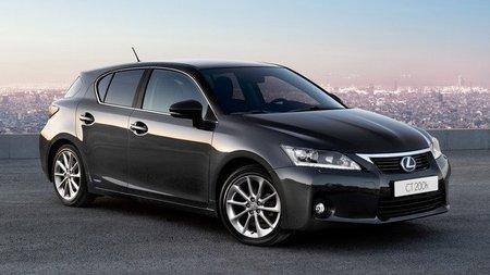 El CT 200h cambia el panorama híbrido de Lexus