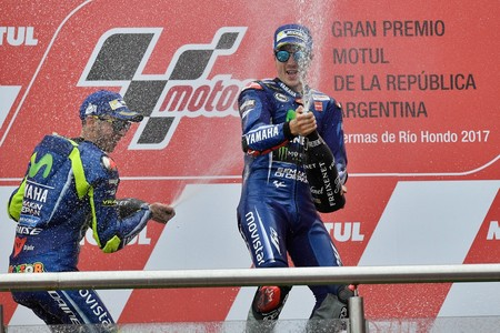 Maverick Vinales Motogp Argentina 2017 2