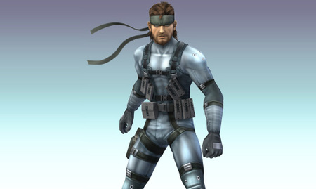Snake en Super Smash Bros. Brawl