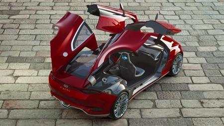 El Ford Evos Concept debutará en Sudáfrica