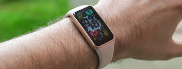 Huawei Band 6, análisis: érase una vez una pulsera que quería ser smartwatch (y se quedó a medio camino)