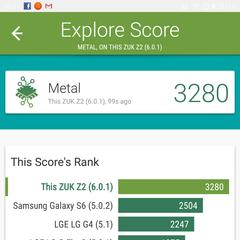 Foto 11 de 13 de la galería benchmarks-zuk-z2 en Xataka