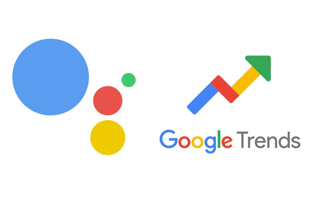 Así puedas ver en el Asistente de Google™ las tendencias de busca mas populares de usted zona