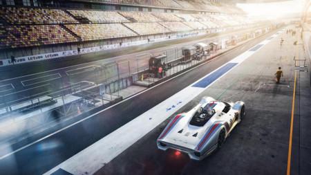 Porsche 908 04 Concept