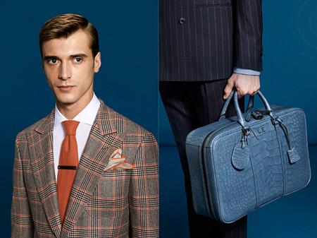Gucci abre un nuevo santuario de la elegancia y nos enseña cómo es el guardarropa de Lapo Elkann