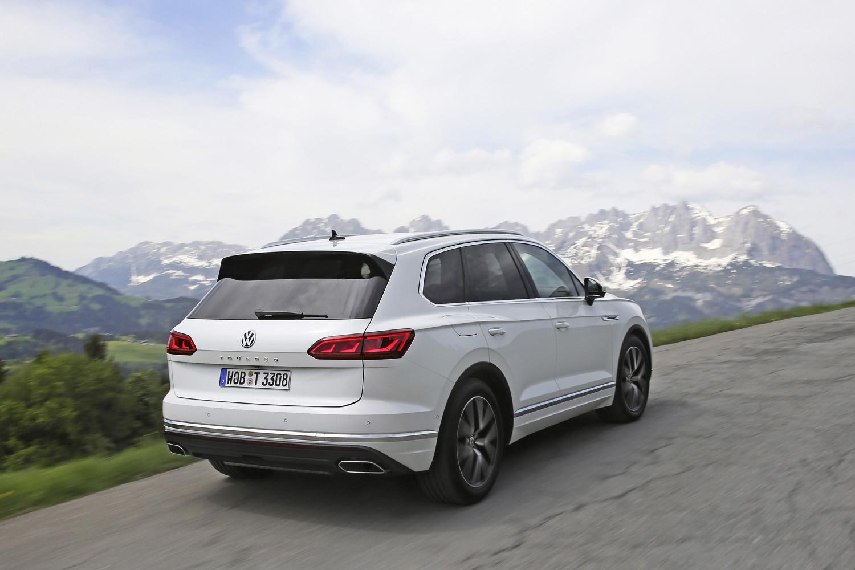 Foto de Volkswagen Touareg 2018, toma de contacto (5/83)