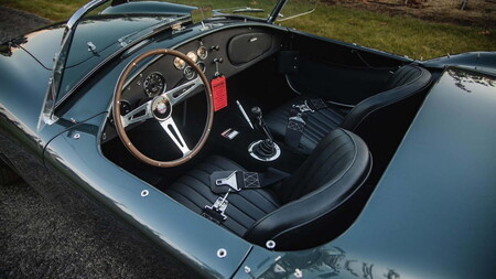 Shelby Cobra 427 1965 Carroll Shelby Subasta 2