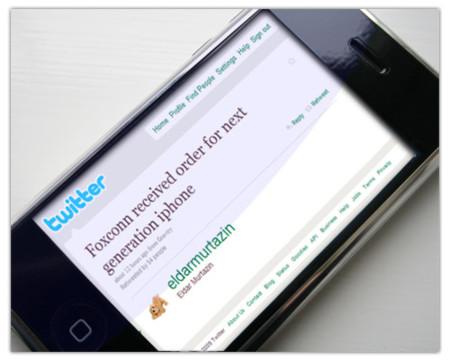 Apple ha ordenado a Foxconn que empiece a fabricar la cuarta generación del iPhone