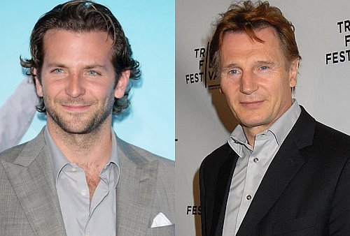 Liam Neeson y Bradley Cooper en 'The A Team'