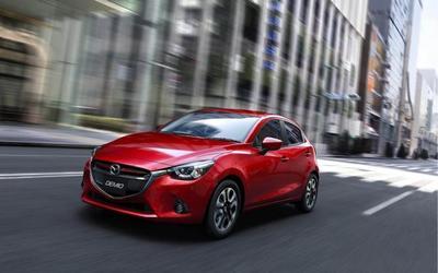Oficial: Éste es el Mazda 2 2015
