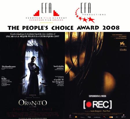 'El Orfanato' y '[REC]' representan a España en el Festival de Cine Europeo