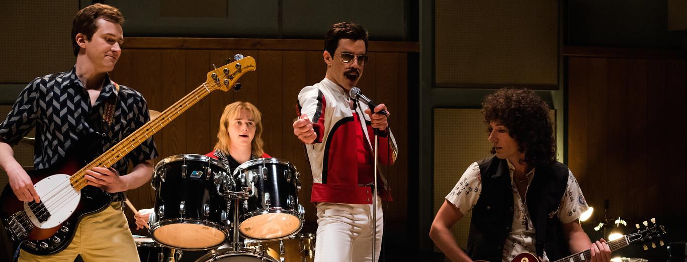 Resultado de imagen para Bohemian Rhapsody: la historia de Freddie Mercury