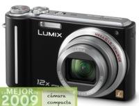 Panasonic DMC-TZ7, mejor cámara compacta de 2009