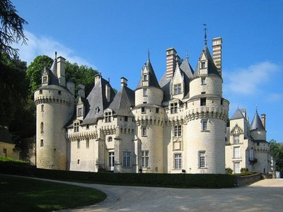 Éste castillo fue inspiración para el cuento de la Bella Durmiente