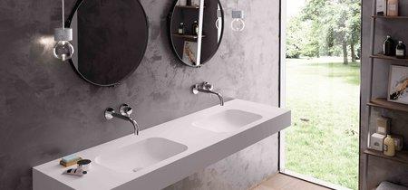 Adiós a las juntas en baños y cocinas, HI-MACS® presenta 18 nuevos modelos de lavabos y fregaderos