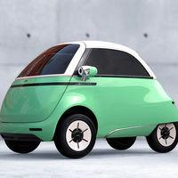El Microlino es el Isetta del siglo XXI hecho coche eléctrico. Su versión definitiva está lista y llegará a Europa en 2021