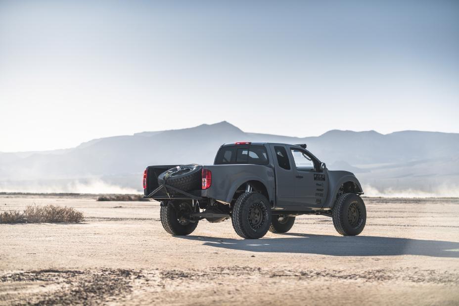 Foto de Nissan Frontier Desert Runner (7/22)