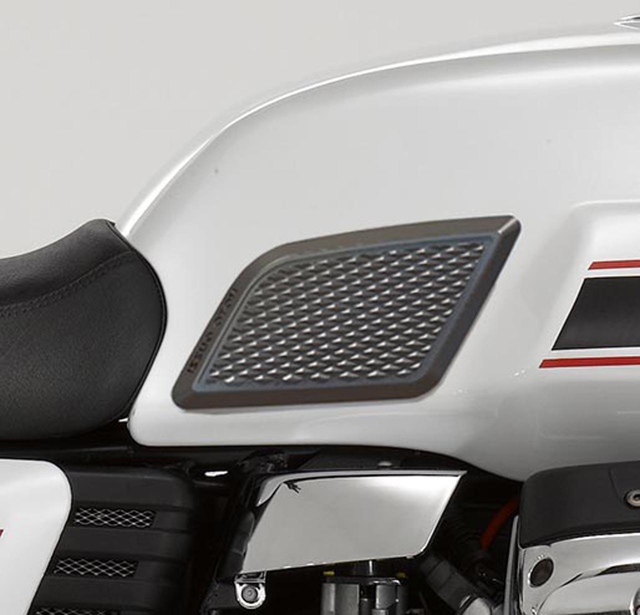 Moto Guzzi V7 accesorios