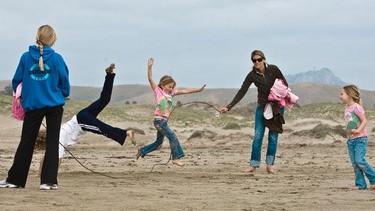 Fomentar en los niños la práctica de ejercicio