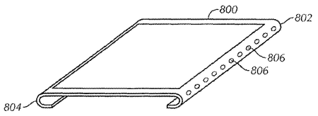 Apple Patent Edge To Edge Display Drawing 001
