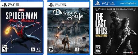 Juegos de PlayStation 4 y 5 de oferta en Amazon México
