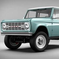 El mítico Ford Bronco rediseñado por Zero Labs es ahora un coche eléctrico de 600 CV y un precio de 185.000 dólares