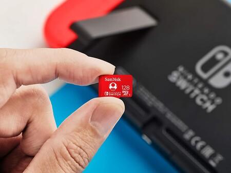 Nintendo Switch Memoria