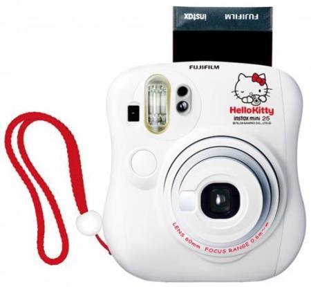 Cámara Fujifilm Intax Mini 25 de Hello Kitty