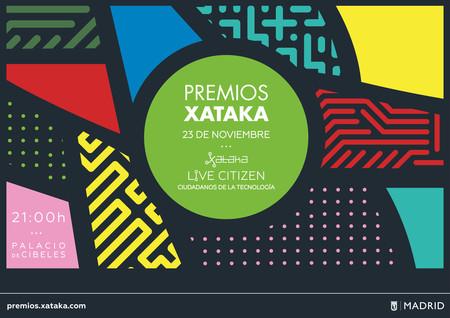 Premios Xataka 2017: reserva el 23 y 24 de noviembre